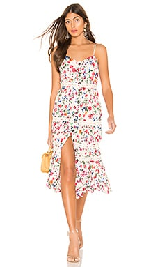 Lani Midi Dress Lovers + Friends $228