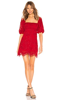 Janice Mini Dress Lovers + Friends $228