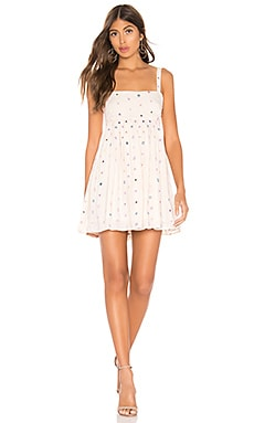 Davina Mini Dress Lovers + Friends $198