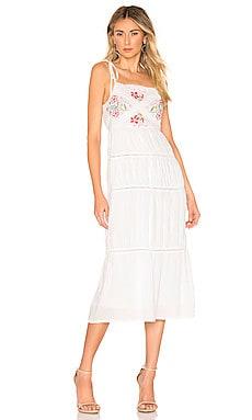 Tally Midi Dress Lovers + Friends $67