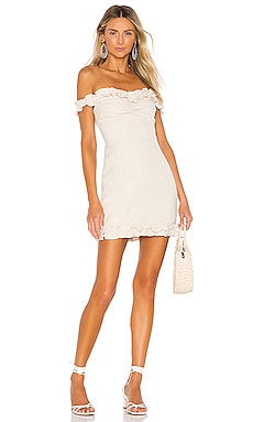 Lorraine Mini Dress Lovers + Friends $168