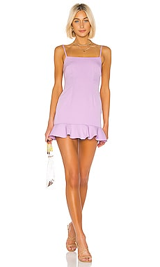 Teddy Mini Dress Lovers + Friends $158