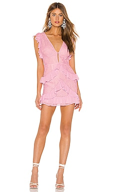 Kurt Mini Dress Lovers + Friends $238