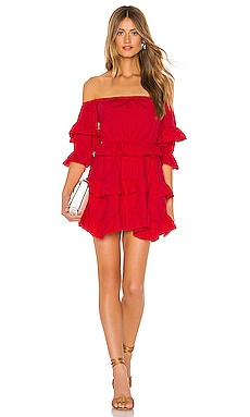 Palmer Mini Dress Lovers + Friends $248 BEST SELLER
