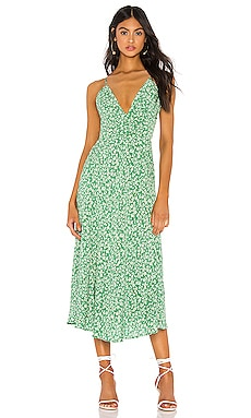 Heath Midi Dress Lovers + Friends $198