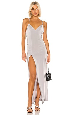 Kiss The Rain Gown Lovers + Friends $198