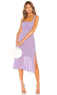 Arden Midi Dress Lovers + Friends $220