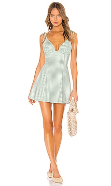 Cat Mini Dress Lovers + Friends $178 NEW ARRIVAL
