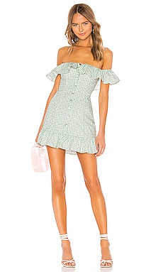 Lilith Mini Dress Lovers + Friends $168 NEW ARRIVAL
