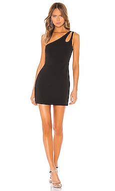 Racer Mini Dress Lovers + Friends $111