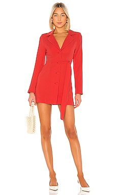 Quinton Blazer Dress Lovers + Friends $73