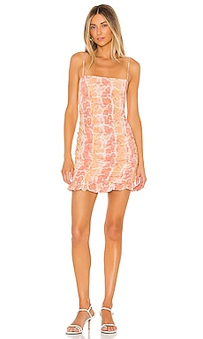 Emmett Mini Dress Lovers + Friends $168
