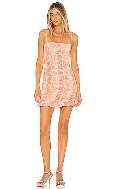 Emmett Mini Dress Lovers + Friends $168 NEW ARRIVAL