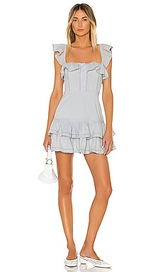 Edwin Mini Dress Lovers + Friends $198