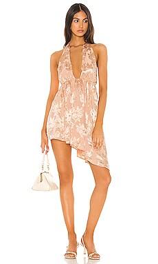 Zoya Mini Dress Lovers + Friends $67