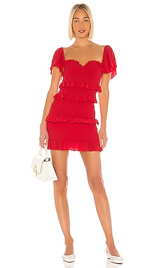 Kace Mini Dress Lovers + Friends $228 NEW ARRIVAL
