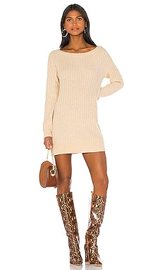 Nolan Sweater Dress Lovers + Friends $158