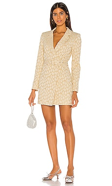 Jay Blazer Dress Lovers + Friends $81