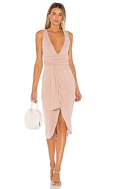 Aryana Midi Dress Lovers + Friends $95