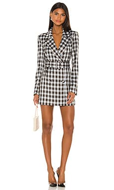 Lucinda Blazer Dress Lovers + Friends $278