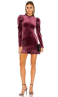 Molly Mini Dress Lovers + Friends $158 NEW ARRIVAL