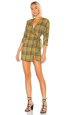 Bobbie Mini Dress Lovers + Friends $91