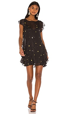 Gail Mini Dress Lovers + Friends $147