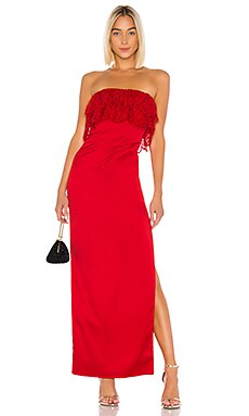 Sylvia Gown Lovers + Friends $121