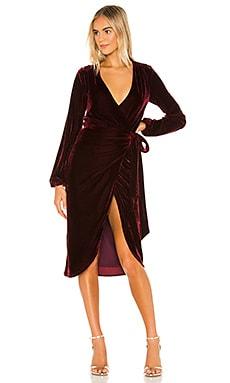 Adrianne Midi Dress Lovers + Friends $158