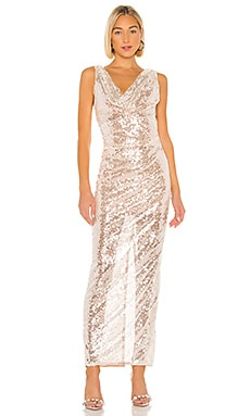 Nava Sequin Gown Lovers + Friends $248 NEW ARRIVAL