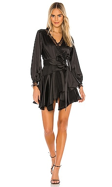 The Nadeen Mini Dress Lovers + Friends $228 BEST SELLER