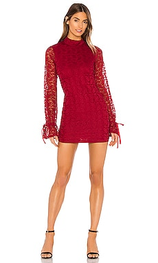 Talia Mini Dress Lovers + Friends $138 BEST SELLER