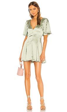 Brynlee Mini Dress Lovers + Friends $198 BEST SELLER