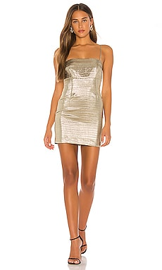 The Karine Mini Dress Lovers + Friends $168