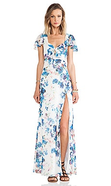 ROBE LONGUE FLORA THE KEEPER