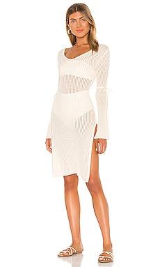 Solta Knit Dress Lovers + Friends $185