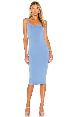 Donatella Midi Dress Lovers + Friends $150
