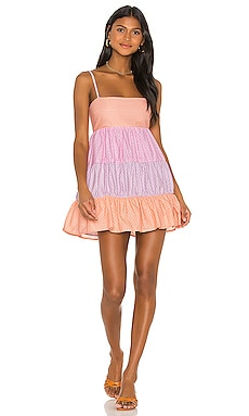 Sunset Mini Dress Lovers + Friends $220 BEST SELLER