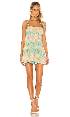 Mariposa Mini Dress Lovers + Friends $248