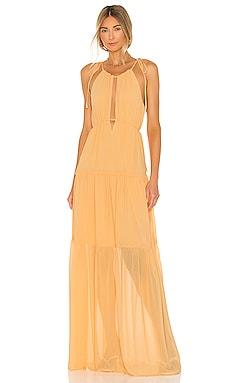 Guendalina Maxi Dress Lovers + Friends $228