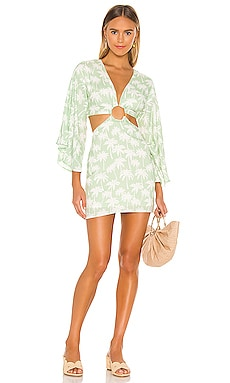 Maysa Kimono Dress Lovers + Friends $238