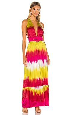 Lauren Maxi Dress Lovers + Friends $509