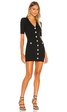 Bella Mini Dress Lovers + Friends $198 NEW