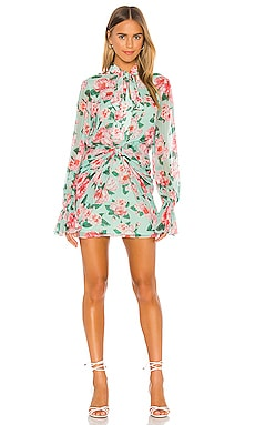 MINIVESTIDO AMY Lovers + Friends $128