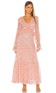 Claire Maxi Dress Lovers + Friends $384