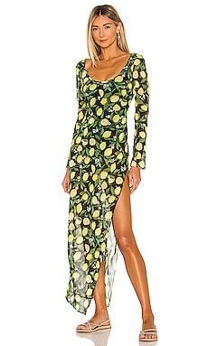 Citrina Midi Dress Lovers + Friends $123