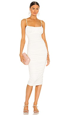Emma Midi Dress Lovers + Friends $158