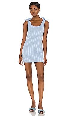 Mccall Mini Dress Lovers + Friends $118