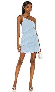 Dawn Mini Dress Lovers + Friends $198 NEW