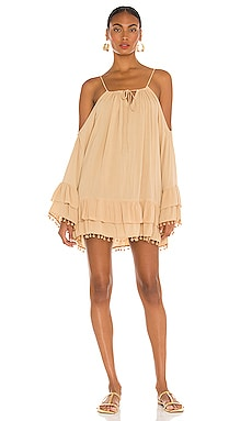 Tropical Oasis Dress Lovers and Friends $98